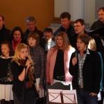 Solistid Birgit Varjun ja Uku Suviste
