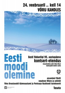 Eesti moodi olemine